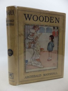Wooden A Fairy Tale by Archibald Marshall illustrated by Lucie Mabel Attwell