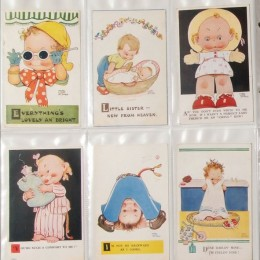 300+ Mabel Lucie Attwell Postcards