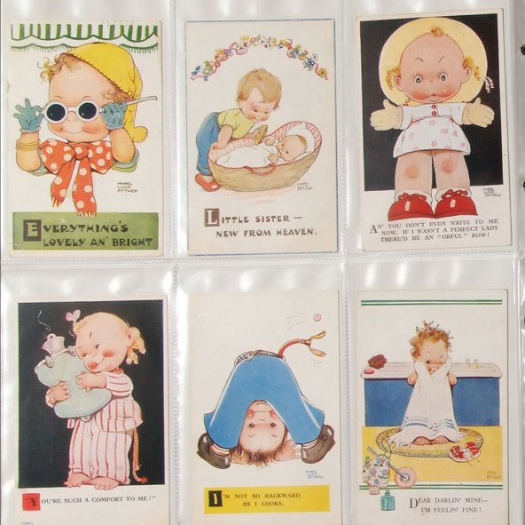 mabel lucie attwell postcards 2