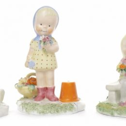 Mabel Lucie Attwell for Royal Adderley Figurines